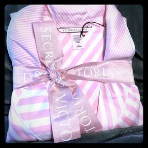 Victoria Secret Satin PJ Set